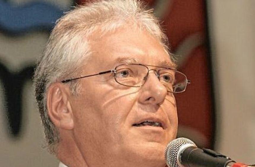 29. Juni 2007: Verabschiedung von Werner Oeldorf.