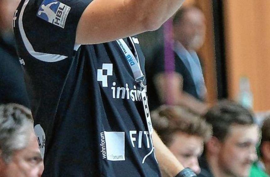 """""""Gut gemacht"""": Rimpars Trainer Dr. Matthias Obinger war mit der Leistung seiner Mannschaft beim ..."""