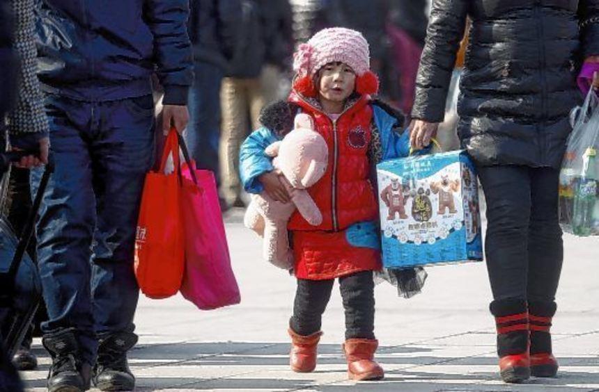 Vielen chinesischen Einzelkindern wird jeder Wunsch von den Eltern oder Großeltern erfüllt. Unser ...