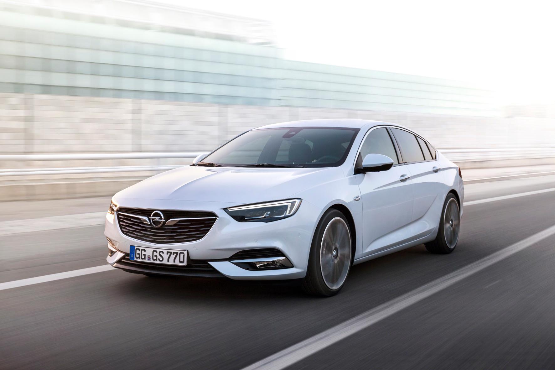 mid Groß-Gerau - Flacher, breiter: Der neue Opel Insignia betont die Horizontale. Seine Höhe ist um fast drei Zentimeter geringer als bisher, seine Spur um 1,2 Zentimeter breiter.