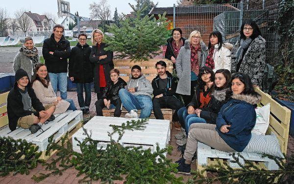 Coole Möbel für die jungen Leute - Schwetzinger Zeitung ...