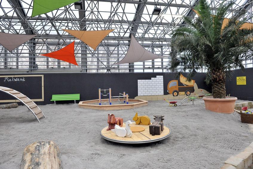 Eröffnung Indoorspielplatz im Luisenpark - Mannheimer Morgen ...