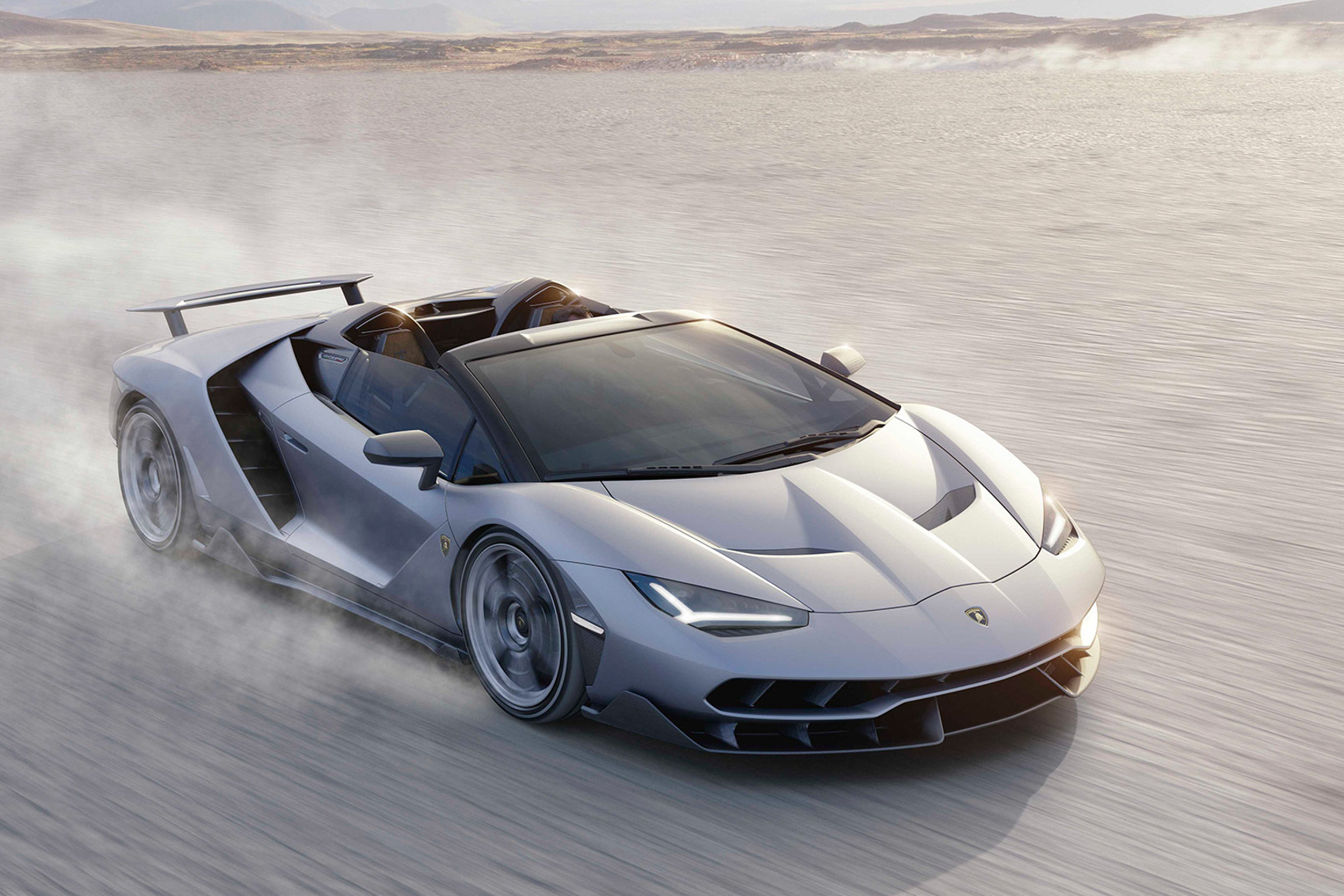 mid Groß-Gerau: Böser Bube: Der Lamborghini Centenario hat nach Ansicht der Nutzer von Auto Bild Digital den fiesesten Blick.
