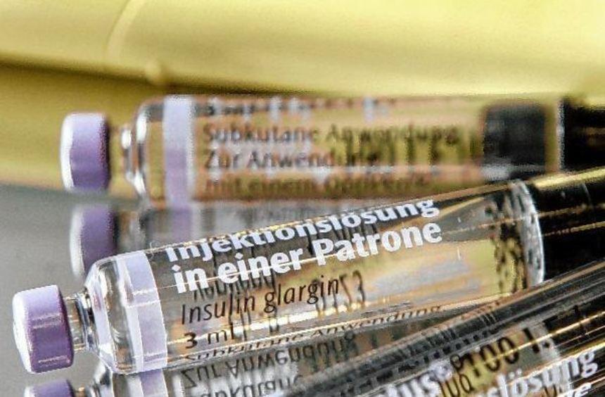Einer 85-jährigen Pflegeheimbewohnerin soll in Lambrecht eine Überdosis Insulin verabreicht worden ...