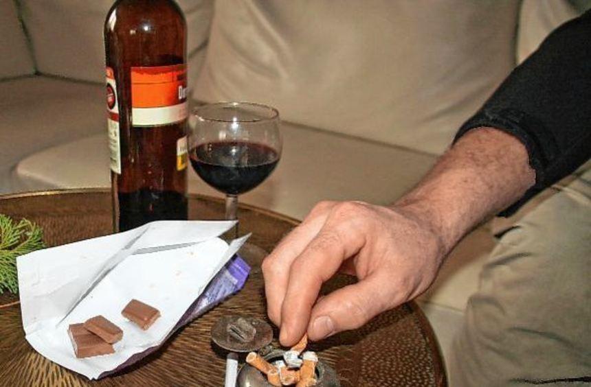 Weniger Alkohol, weniger Naschen, mit dem Rauchen aufhören und mehr Sport: Die Liste der guten ...