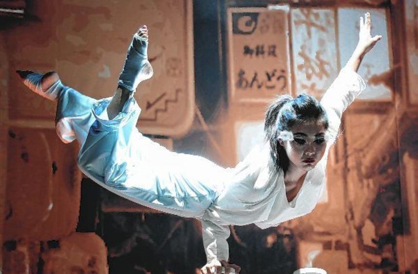 Der Chinesische Natioanlcircus entführt das Publikum am 8. Februar im Würzburger Congress Centrum ...