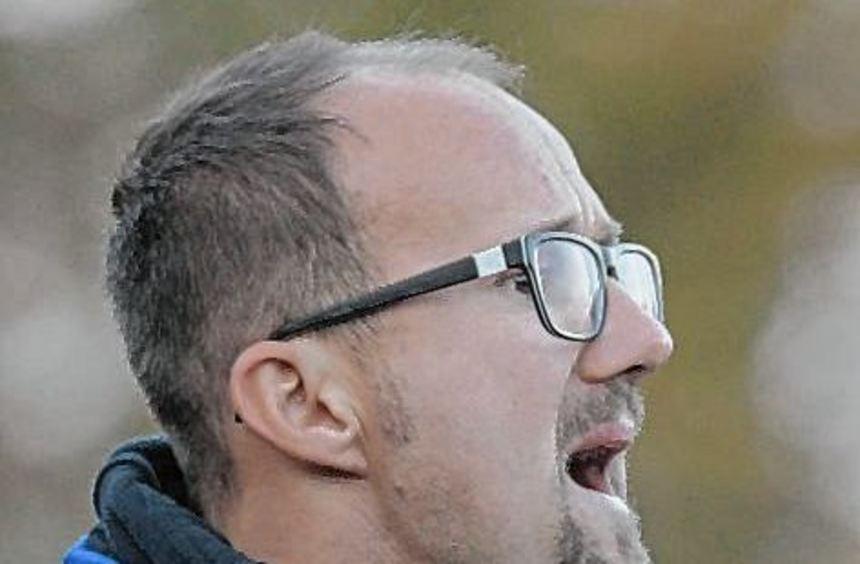 Riedrodes Trainer Duro Bozanovic hat eine heikle Vorrunde hinter sich.