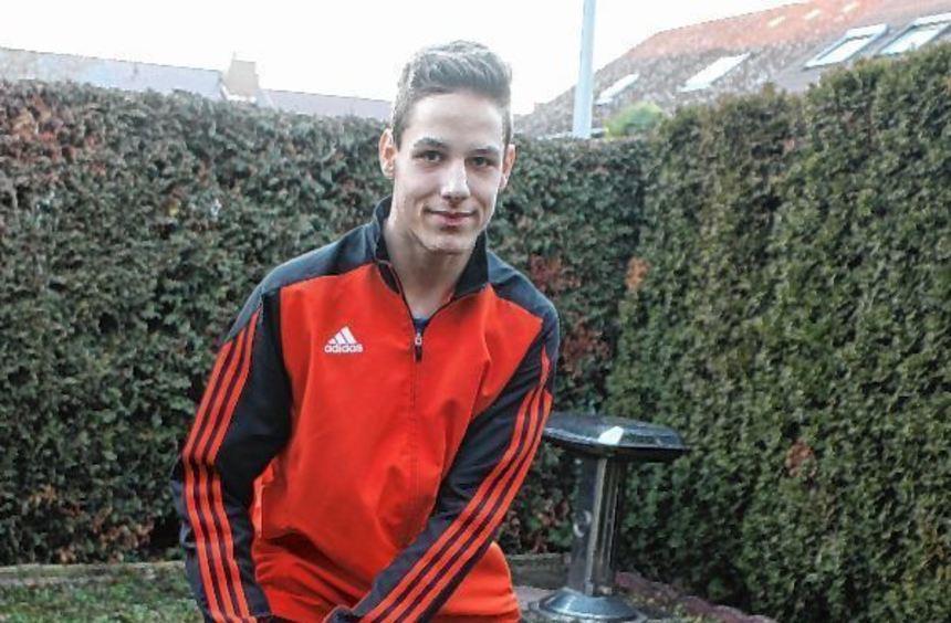 Maximilian Richter will 2017 bei großen Wettkämpfen glänzen.