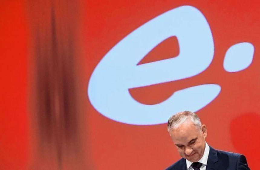 E.on-Chef Johannes Teyssen bei der Hauptversammlung im Juni vergangenen Jahres. Er kündigt einen ...