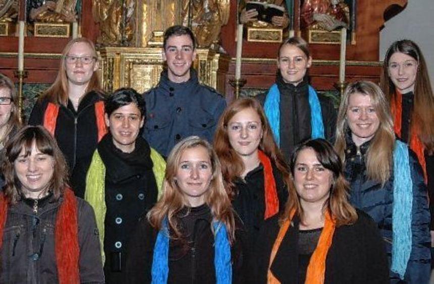 """Der Chor """"Lebensfarben"""" gibt zwei Konzerte in Külsheim und Tauberbischofsheim."""