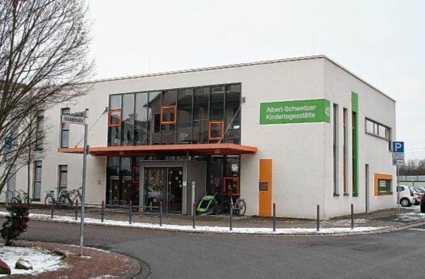 Nur vor der Albert-Schweitzer-Kindertagesstätte gilt Tempo 50.