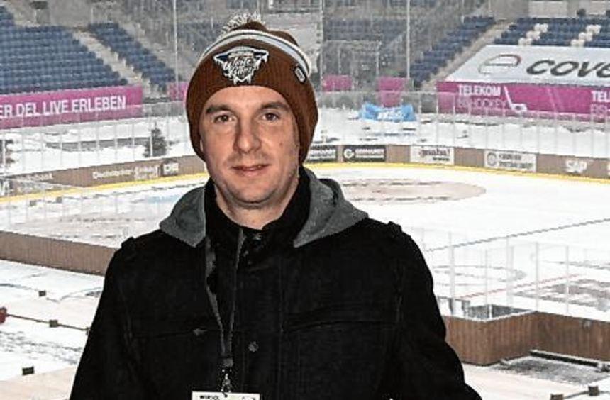 Daniel Hopp blickt zufrieden auf das Winter Game zurück.