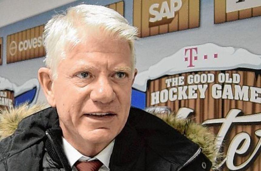 DEB-Präsident Franz Reindl empfand das Winter Game in Sinsheim als beste Werbung für die WM im Mai.