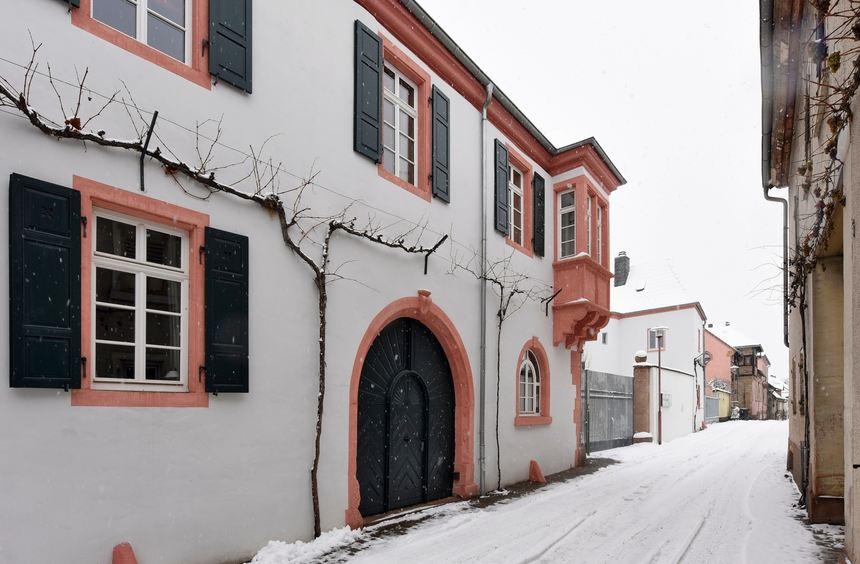 Zu Besuch In Der Weinbank Pfalz Mannheimer Morgen