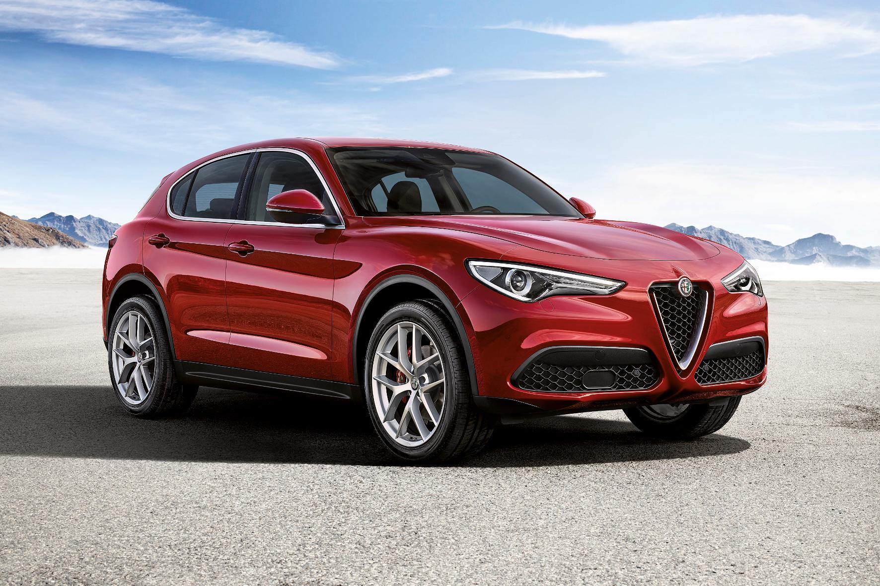 mid Groß-Gerau - Der neue Alfa Romeo Stelvio kommt nicht nur mit einer dynamischen Linienführung daher. Als First Edition ist das ab sofort bestellbare SUV umfangreich ausgestattet.