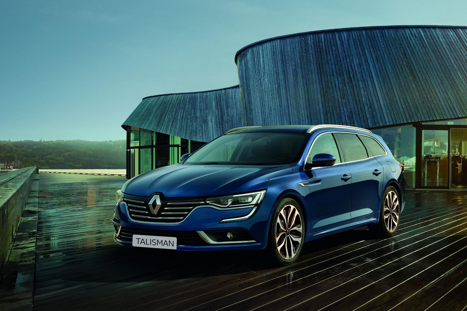 """mid Groß-Gerau - Renault hat ab sofort die """"Business Edition""""-Sondermodelle für sieben Modelle im Angebot - unter anderem für den Talisman."""