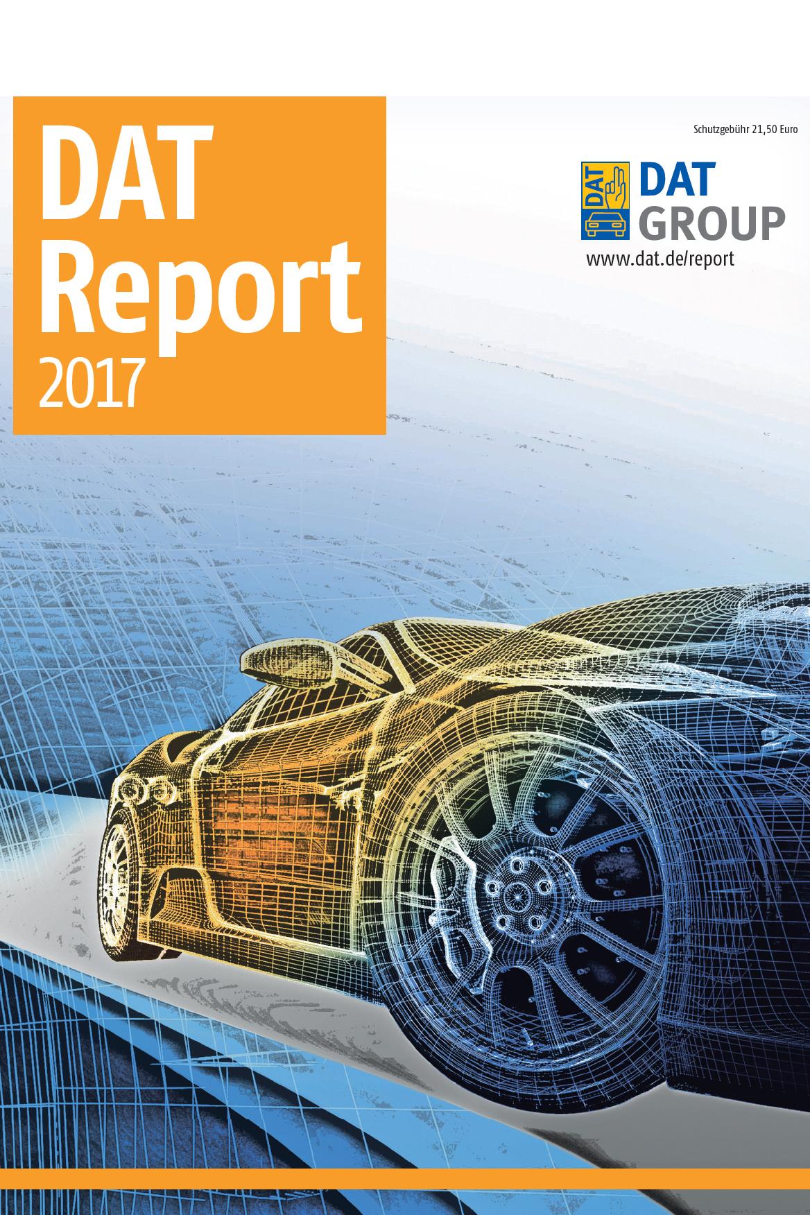 mid Groß-Gerau - Der DAT-Report in der Ausgabe 2017 bietet umfangreiche Materialien zur automobilen Befindlichkeit in Deutschland.