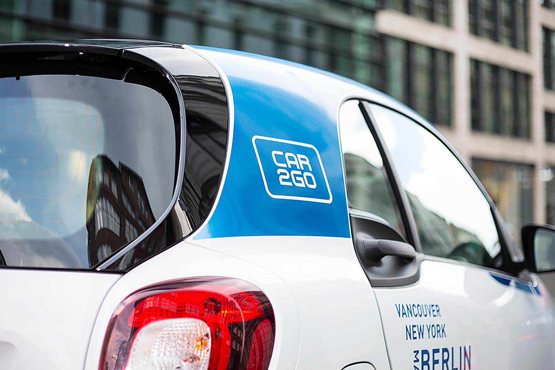mid Groß-Gerau - car2go profitiert vom boomenden Carsharing-Geschäft. 2,2 Millionen Kunden nutzten im Geschäftsjahr 2017 weltweit das Angebot des Unternehmens.