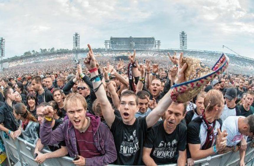 Onkelz-Fans aus dem Häuschen: Dies soll im Juni bei dem zweitägigen Festival wieder der Fall sein.