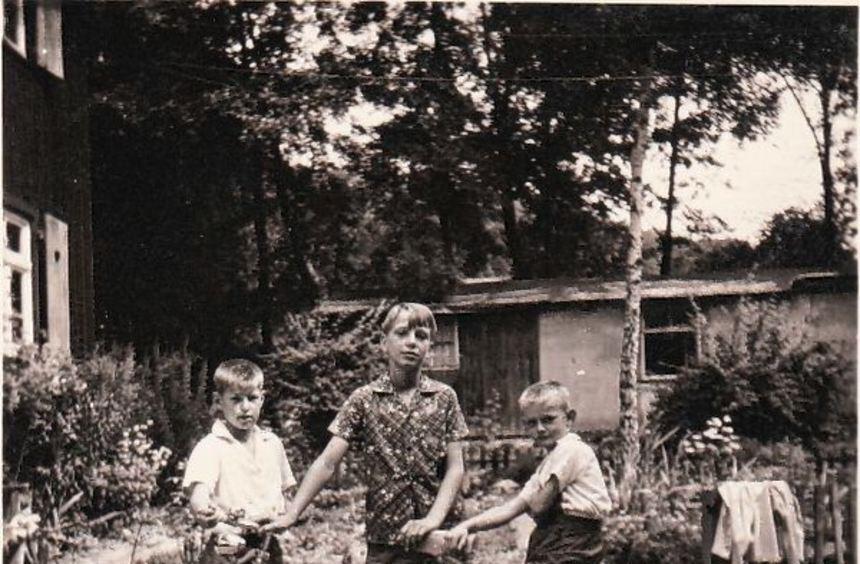 Ein Bild aus der Umgebung des alten Kupferbergwerks in Reichenbach. Der Verschönerungsverein sucht ...
