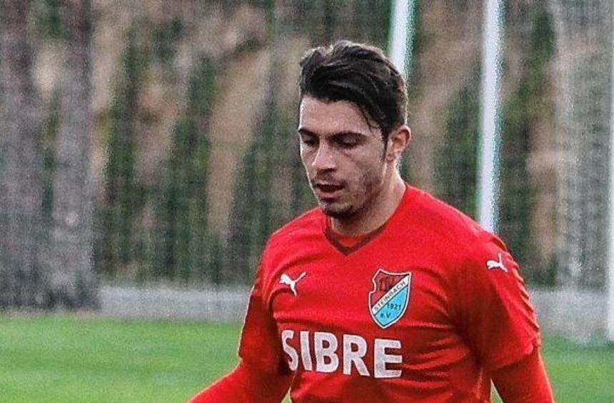 Auf der Suche nach mehr Spielpraxis wechselte Giuseppe Burgio zu Waldhofs Ligarivale Steinbach.