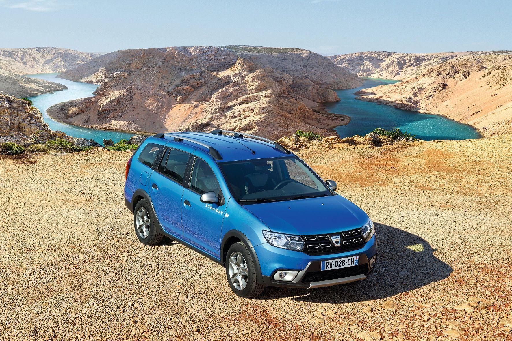 mid Groß-Gerau - Neues Modell für Abenteurer: Dacia präsentiert beim Genfer Autosalon den Mittelklasse-Kombi Logan MCV als Offroad-Variante.