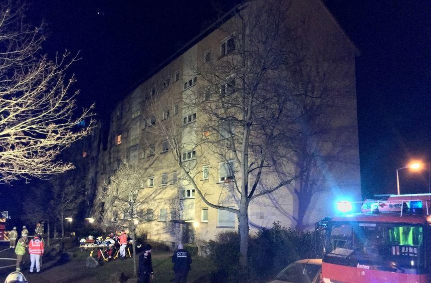 Ein toter bei brand in der neckarstadt mannheimer morgen for Newsticker spiegel