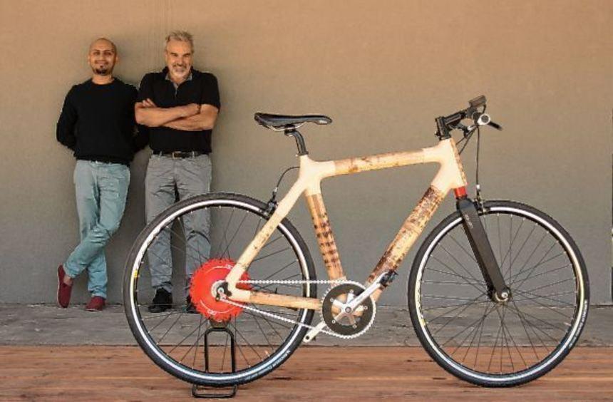 leicht und solide bambus f rs fahrrad schwetzinger. Black Bedroom Furniture Sets. Home Design Ideas