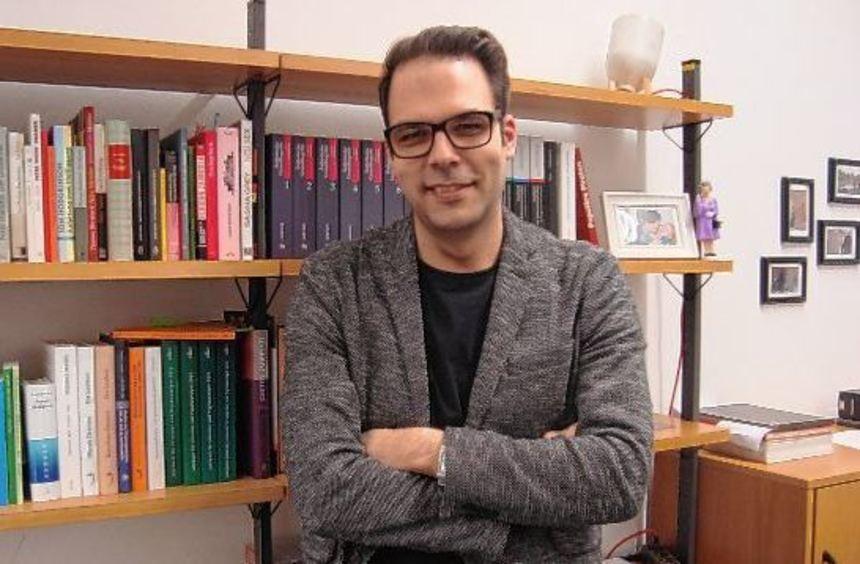 Für Juniorprofessor Thomas Wortmann ist das Germanistik-Studium kein erweiterter gymnasialer ...