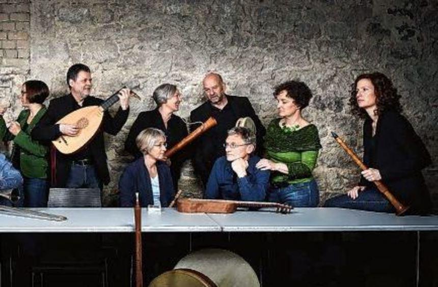 """Am 6. Mai spielt das Bläserensemble Capella de la Torre """"Luthers Hochzeitsmusiken"""" in der Wormser ..."""