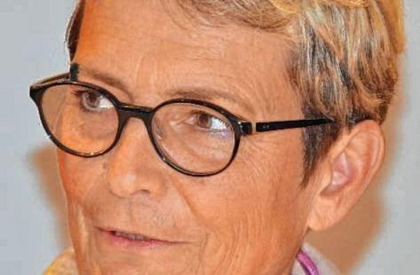 Anne Wörner rief die Frauen des 20. Juli in Erinnerung.