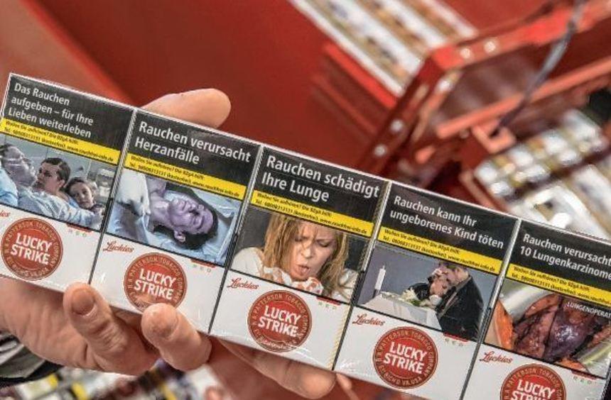 Um eine Abstumpfung zu verhindern, folgt ab Mai die neue Bildergruppe der Schockfotos auf den ...
