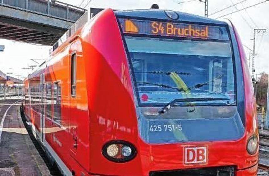 S-Bahnen werden häufiger mit Zeitkarten genutzt.