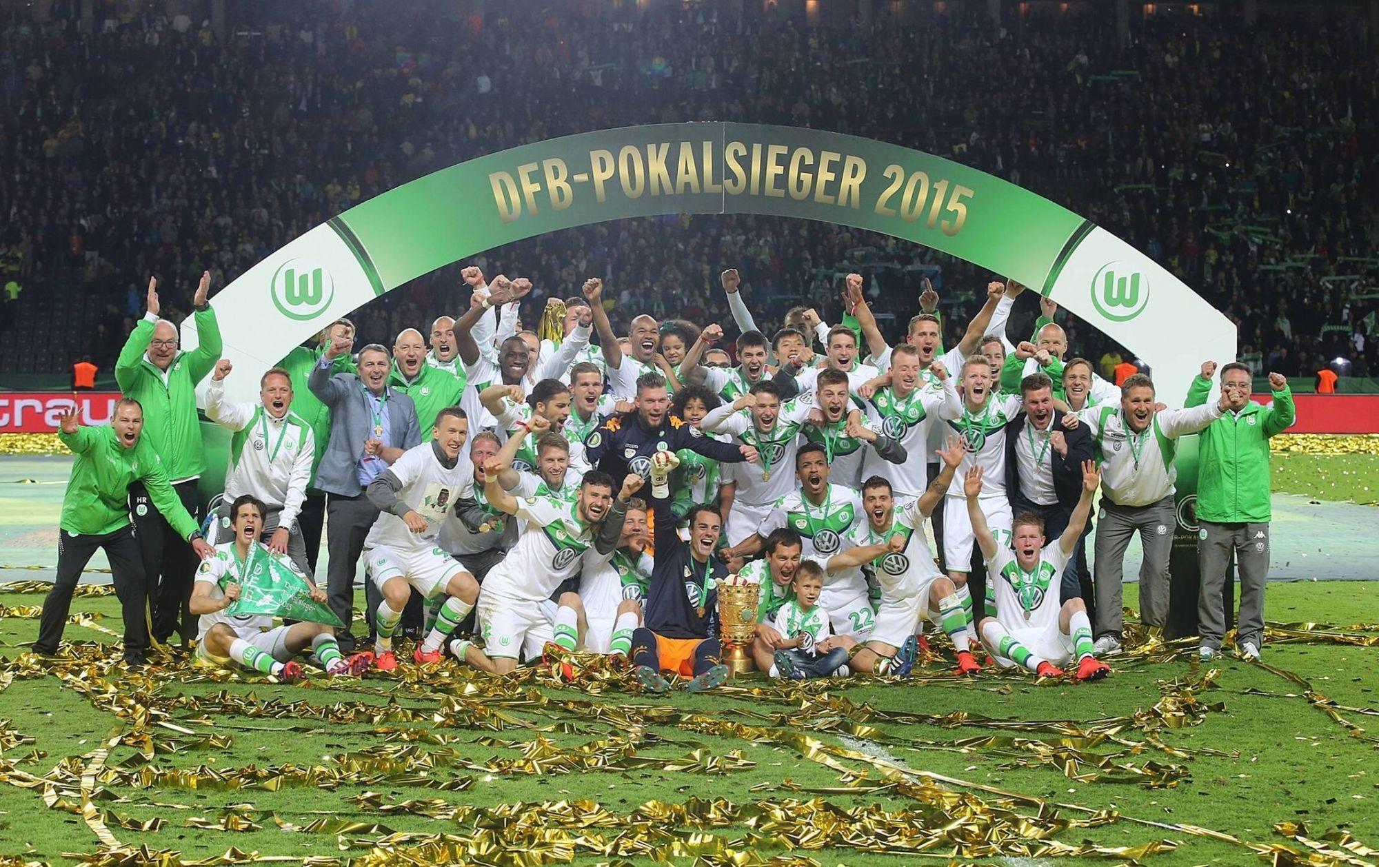 Dfb Pokal Fcb Wolfsburg