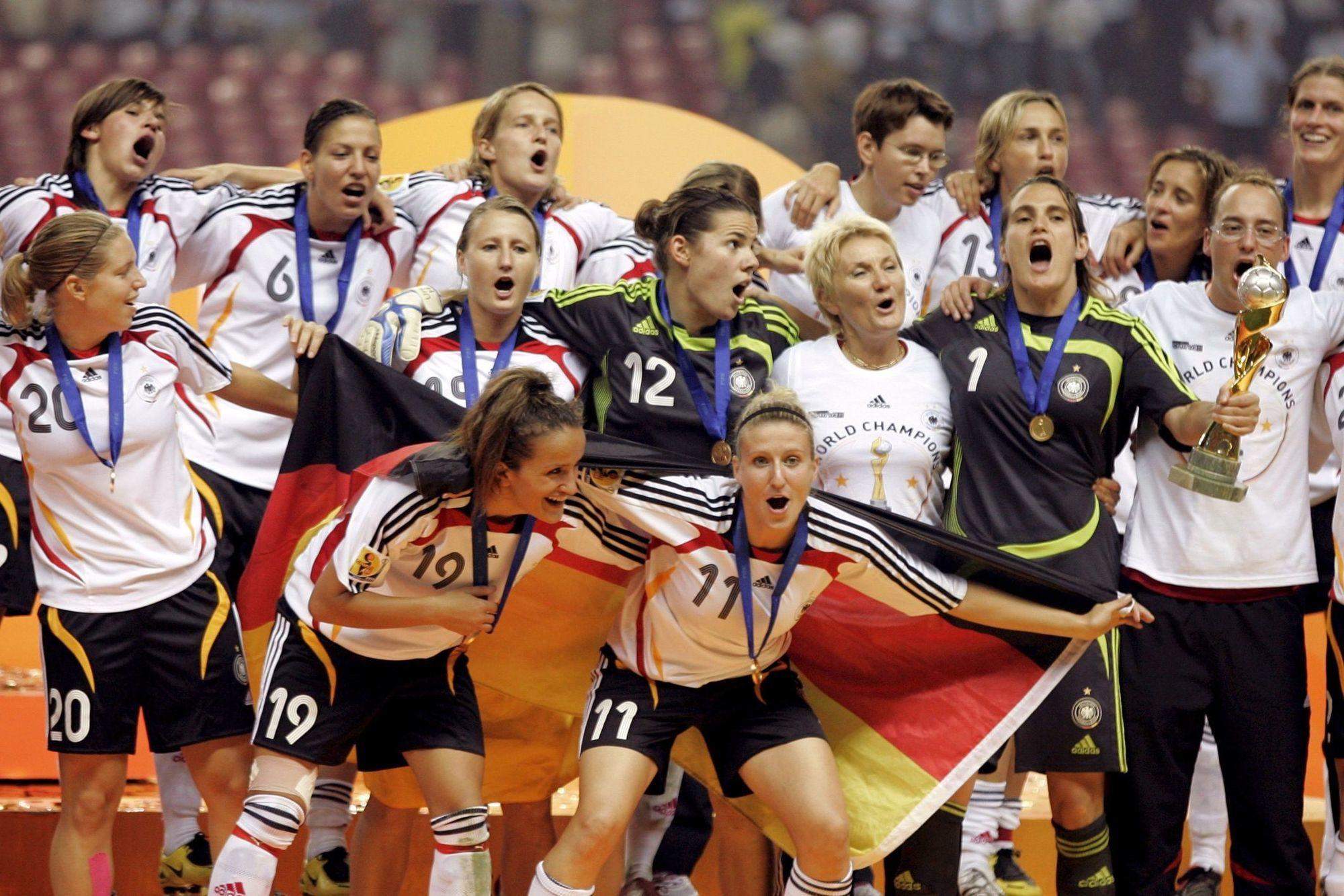 Fussball Wm Der Frauen