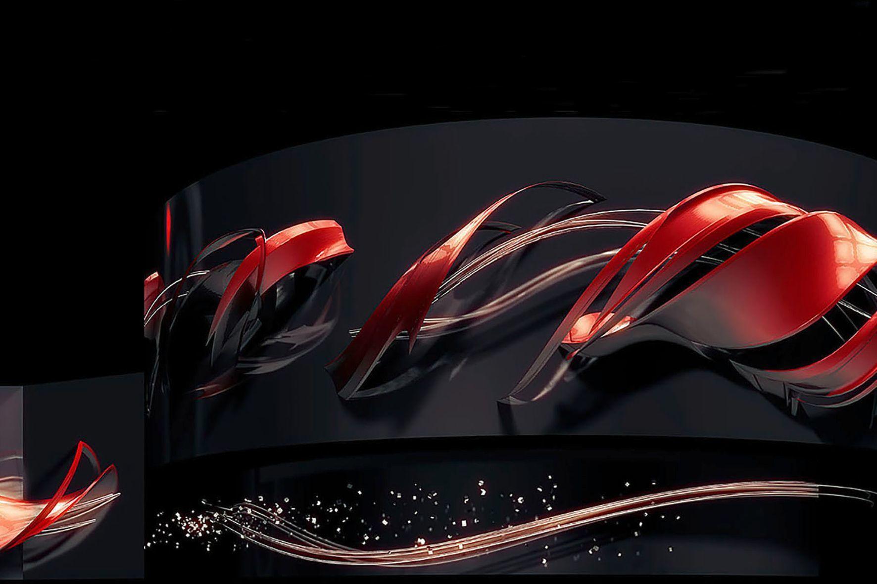 mid Groß-Gerau - Vorspiel zur A5-Premiere: Audi lässt vom 25. Mai bis zum 2. Juni in Ingolstadt mit Licht spielen.