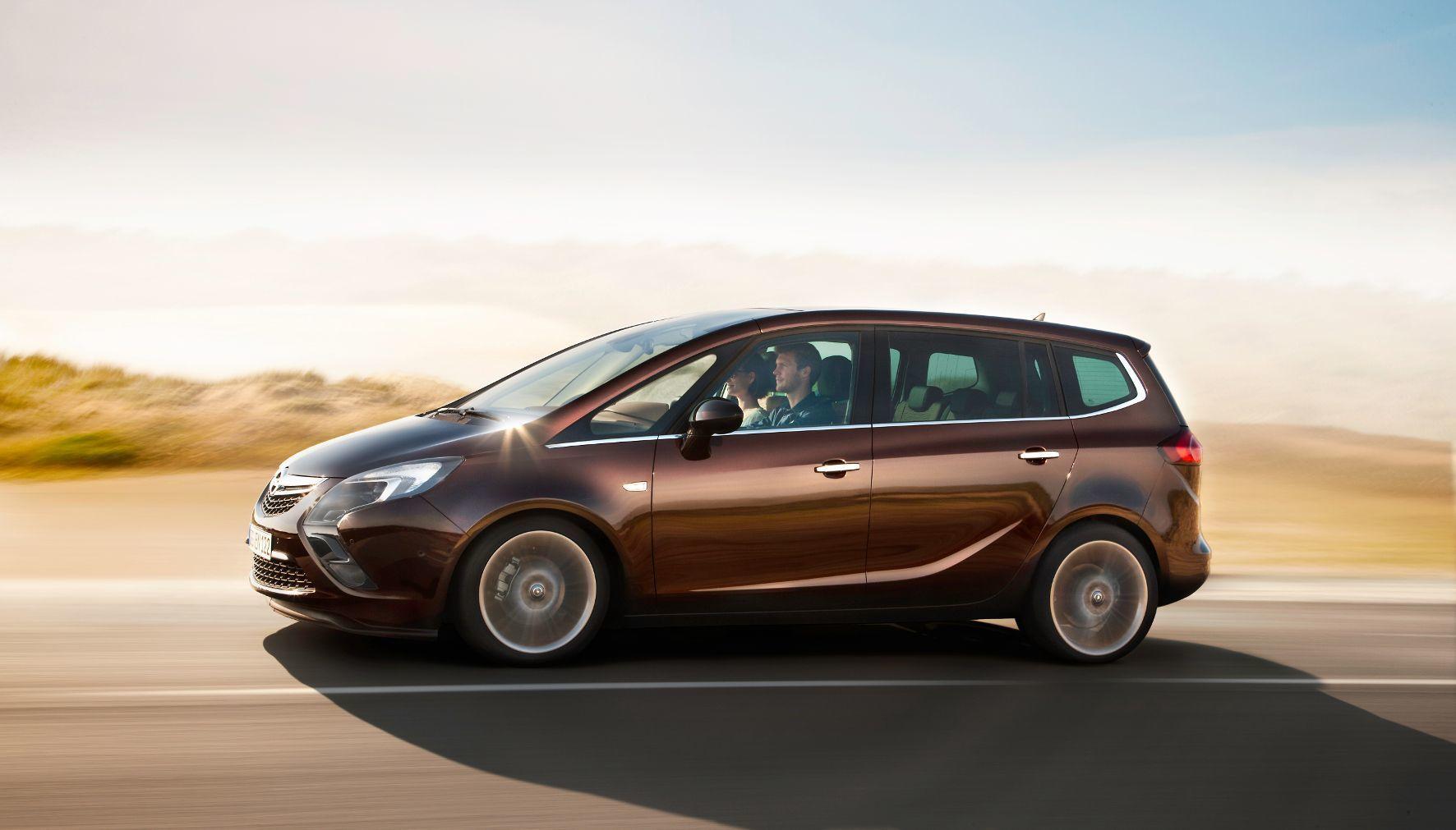 mid Groß-Gerau - Rasch mal ausspannen: Opels Zafira Tourer ist ein feiner Freizeit-Begleiter.
