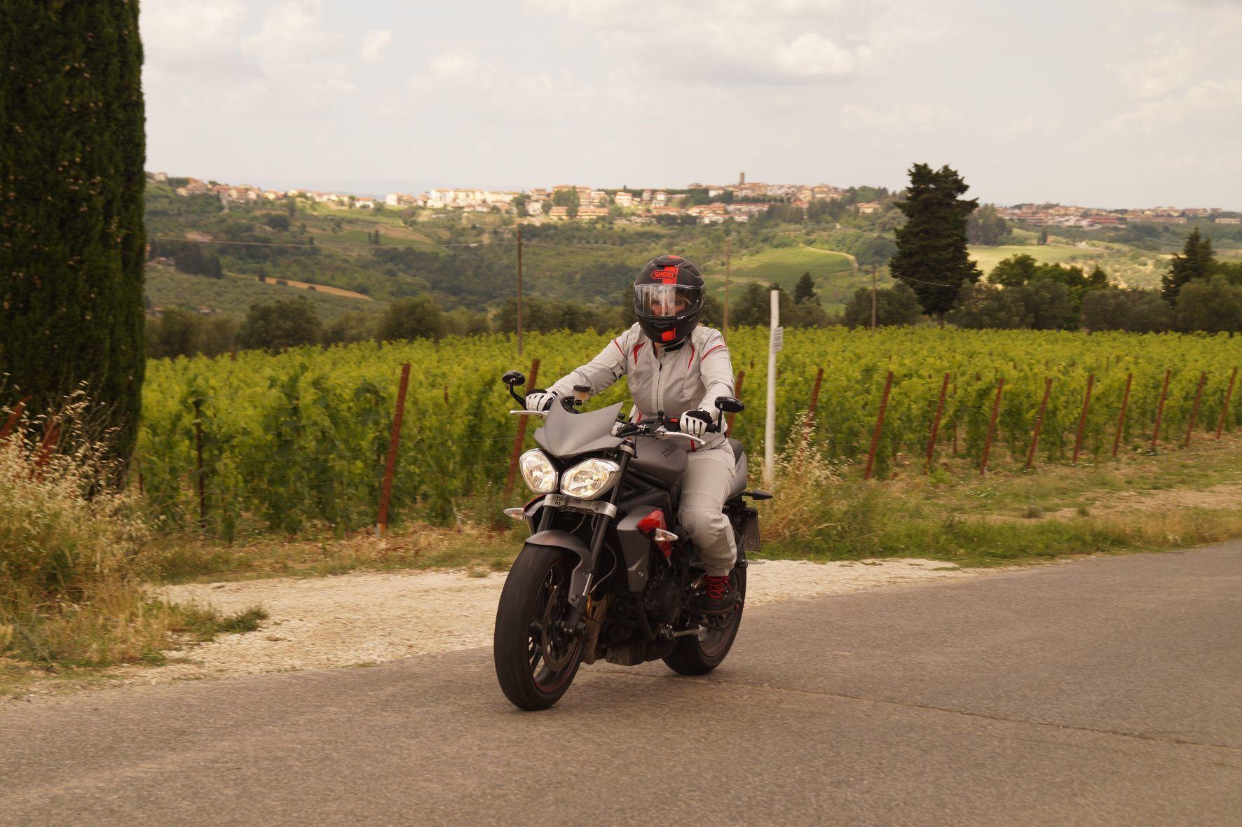 mid Groß-Gerau - Motorradfahren ist in Deutschland beliebt wie lange nicht.