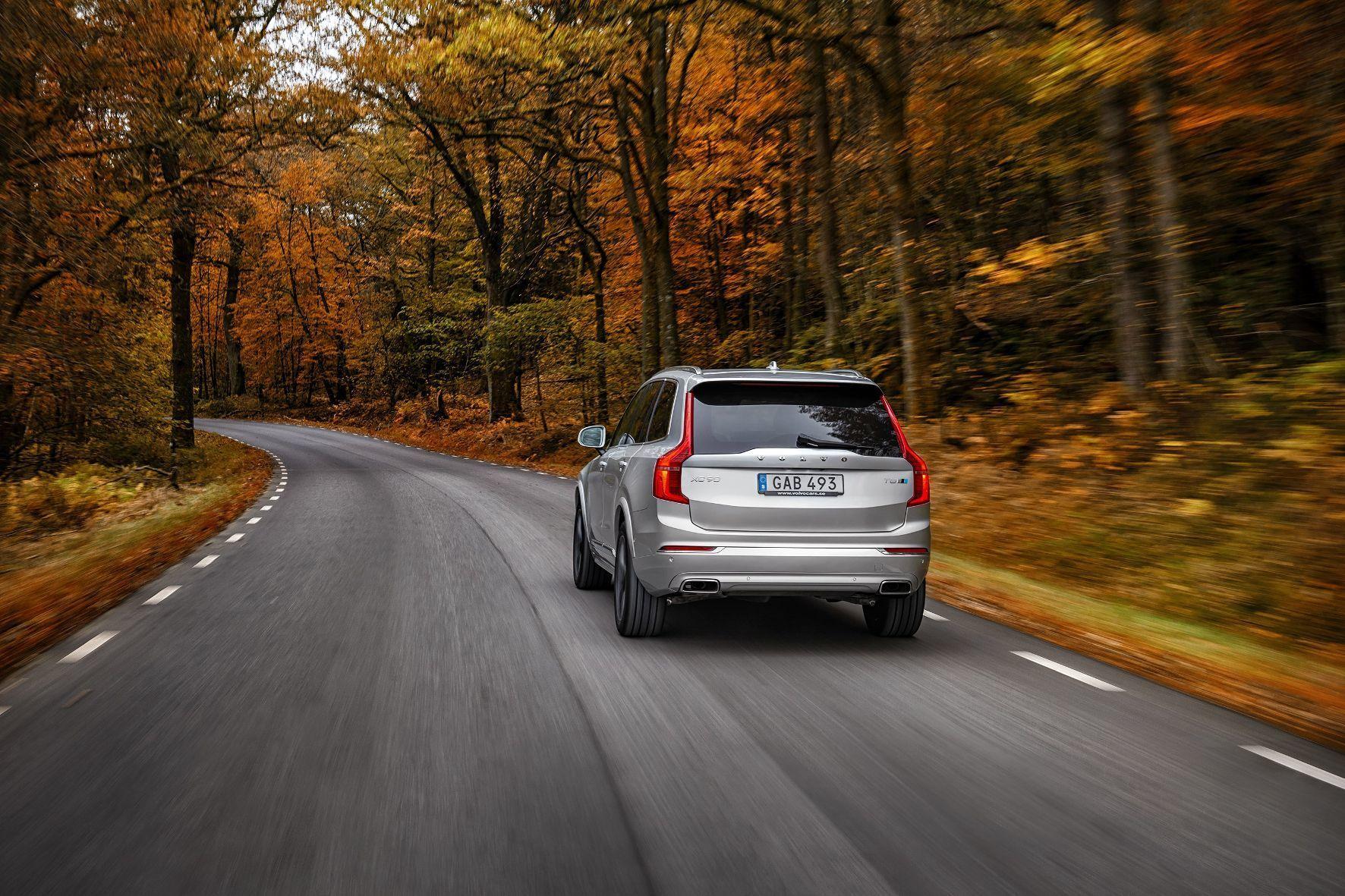 mid Groß-Gerau - Mit der neuen Polestar Performance Optimierung steigt die Systemleistung des Volvo XC90 T8 Twin Engine auf 421 PS.