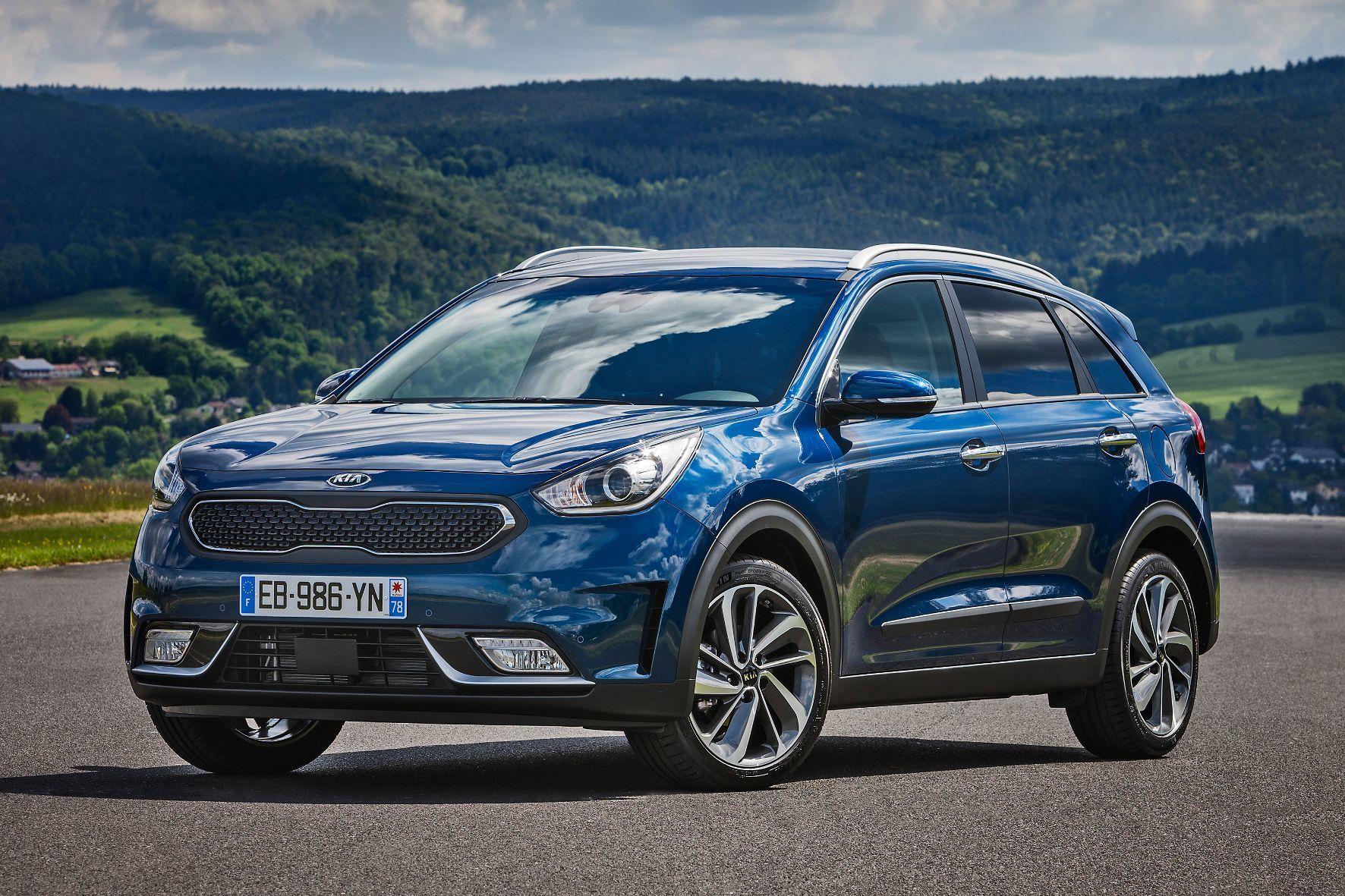 mid Groß-Gerau - Schicker SUV mit Hybridantrieb und guter Ausstattung: der Kia Niro ab 24.900 Euro.