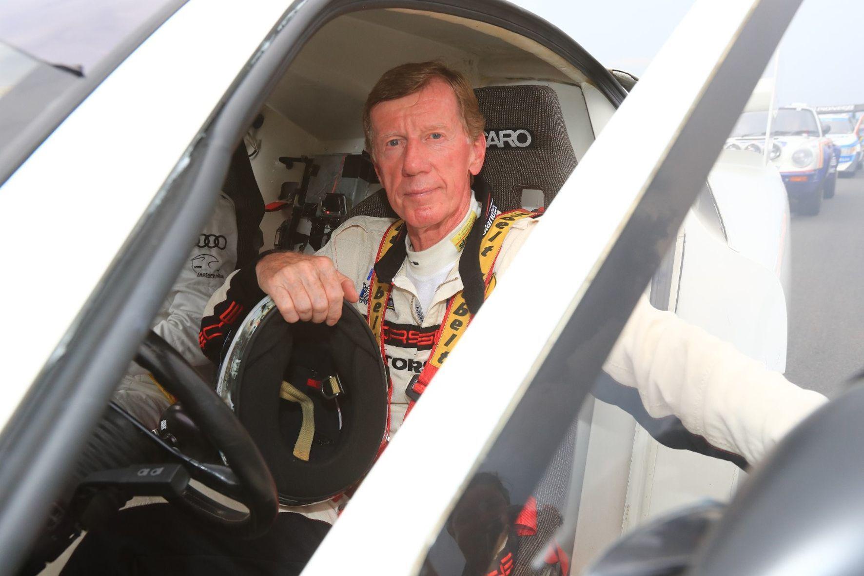 mid Groß-Gerau - Walter Röhrl ist bis heute der einzige deutsche Rallye-Weltmeister. Jetzt erhält der 69-Jährige eine besondere Auszeichnung für sein Lebenswerk.
