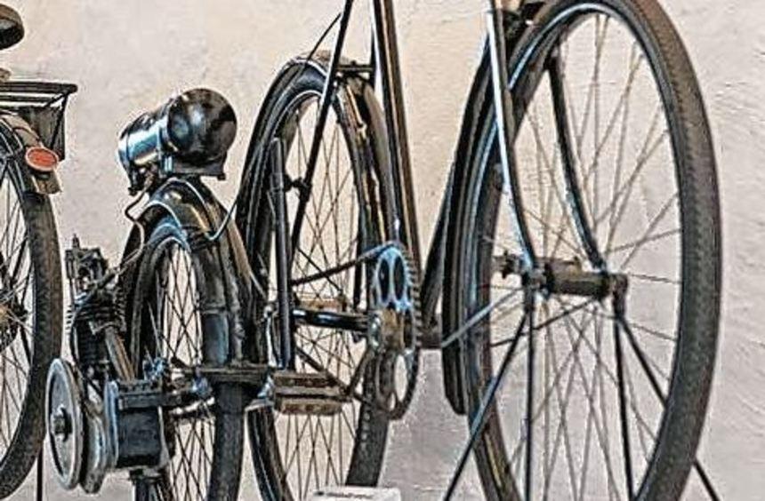 Geschichte auf zwei Rädern - Mannheimer Morgen - Mannheimer Morgen