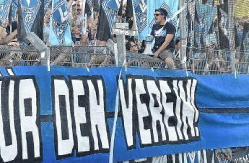Bei Hinspiel im November gegen Pirmasens feuerten die Fans ihren SVW an, jetzt steht am Freitag das ...