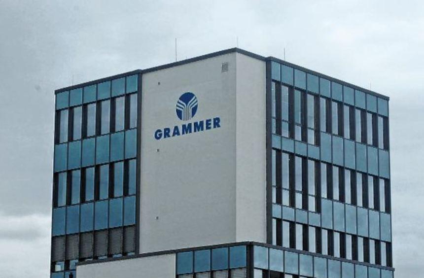 Die IG Metall ruft die Beschäftigten der Firma Grammer - auch in Hardheim - zum Protest gegen eine ...