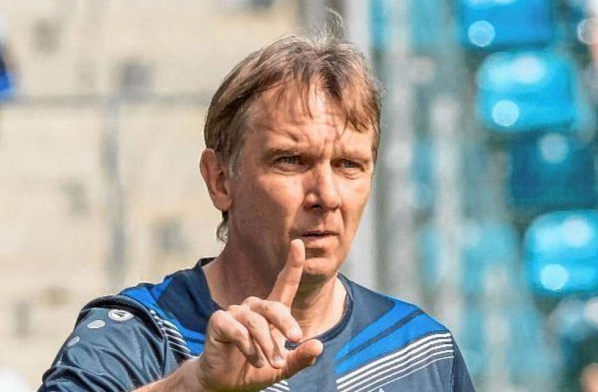 Mit den vergangenen Auftritten seines Teams gegen Worms, in Walldorf und gegen Saarbrücken war ...