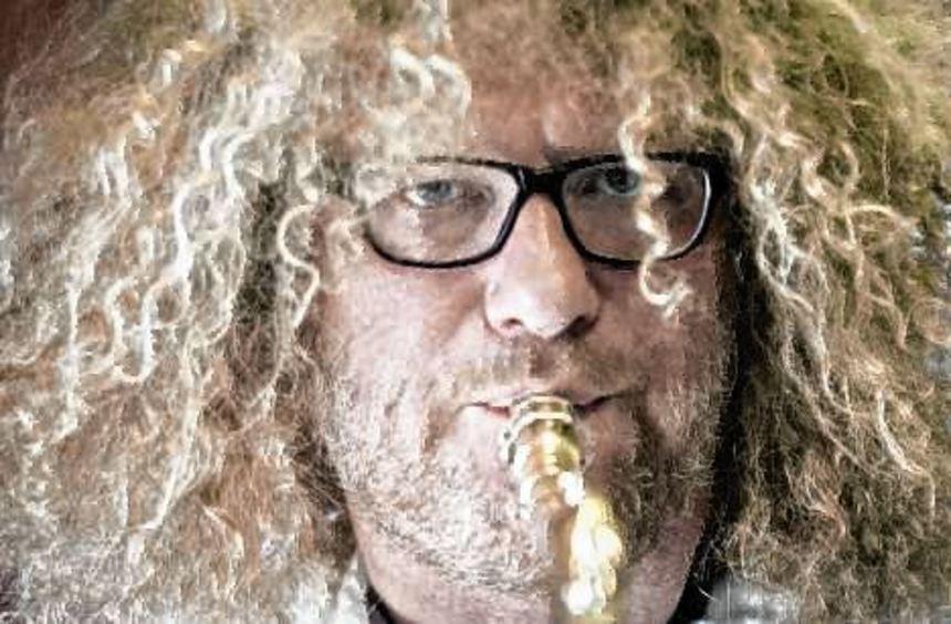 Jazz-Virtuose aus Speyer: Saxofonist Lömsch Lehmann.