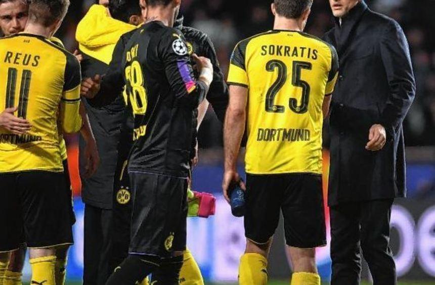 Thomas Tuchel und seine Dortmunder brachten in Monaco nicht ihre Topleistung auf den Rasen.
