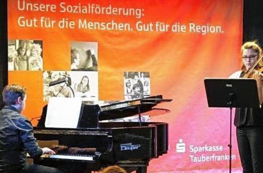 """Talente der Region zeigen beim Preisträgerkonzert """"Jugend musiziert"""" ihr Können."""