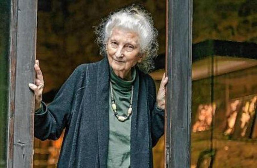 Eine Frau mit Einfluss und Ideenkraft: Lotte Reimers.