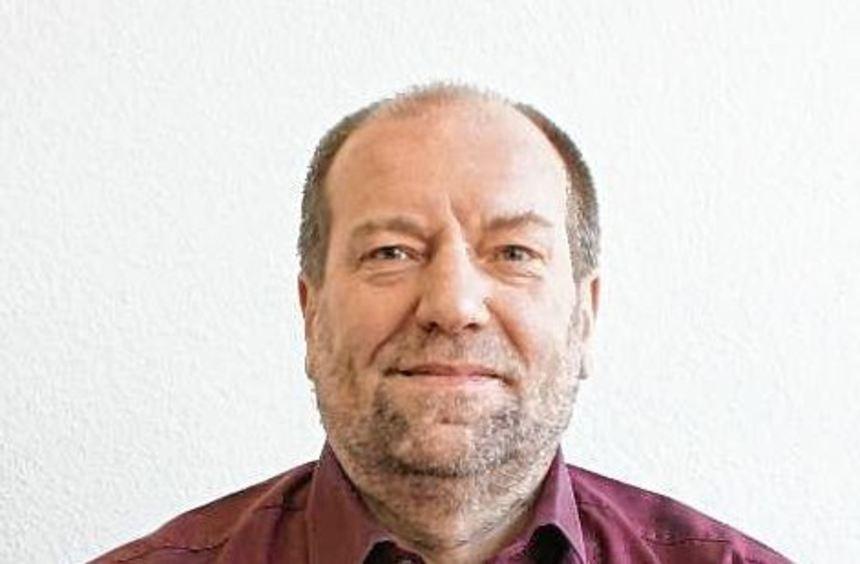 """Rolf Grüning kandidiert für """"Die Linke"""" für den Bundestag."""